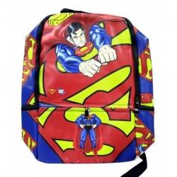 Mochila Bioworld Cuerina Superman