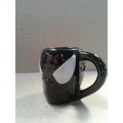 Taza Spiderman Negro