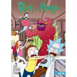 Rick And Morthy 02