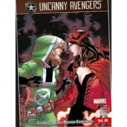 Uncanny Avengers Tomo 05