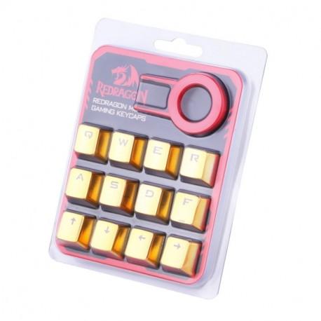 Keycaps A103g Doradas