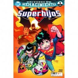 Super Hijos Tomo 01
