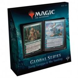 Mazo Magic Dual Deck Global Series