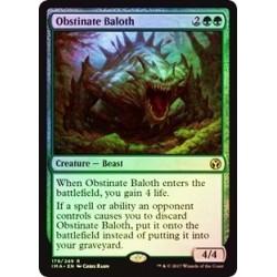 Obstinate Baloth (foil)