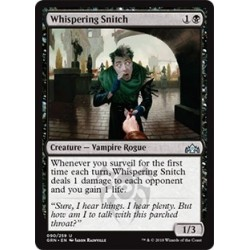 Whispering Snitch