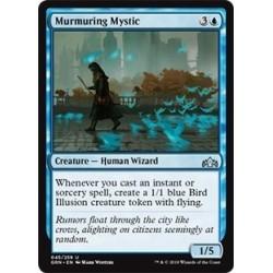 Murmuring Mystic