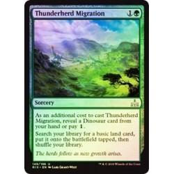 Thunderherd Migration (foil)
