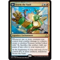 Storm The Vault | Vault Of Catlacan
