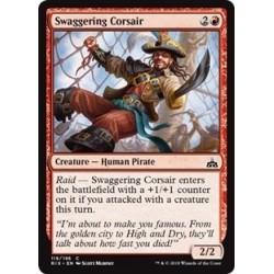 Swaggering Corsair