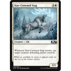 Star Crowned Stag