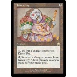 Kyren Toy
