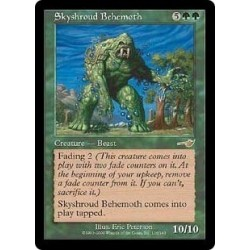 Skyshroud Behemoth