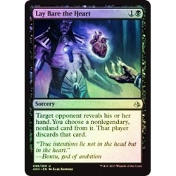 Lay Bare The Heart (foil)