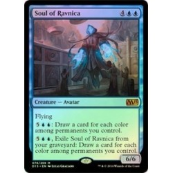 Soul Of Ravnica (duels Of The Planeswalkers 2015) (xbox) (foil)