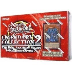 Yugioh Legendary Collection 2