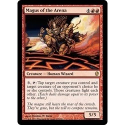 Magus Of The Arena