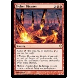 Molten Disaster