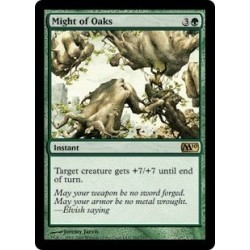 Might Of Oaks