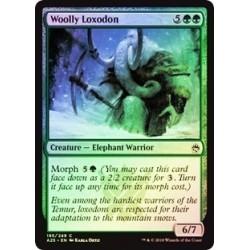 Woolly Loxodon(foil)