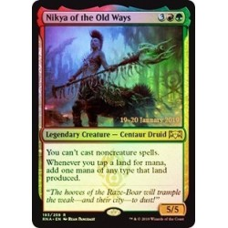 Nikya Of The Old Ways (foil)