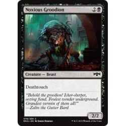 Noxious Groodion