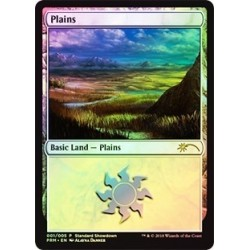 Plains (standard Showdown 2018)