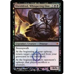 Sheoldred, Whispering One (new Phyrexia Prerelease)