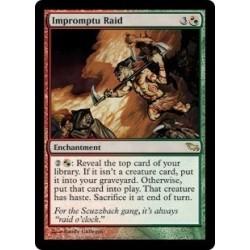 Impromptu Raid