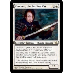 Kentaro, The Smiling Cat