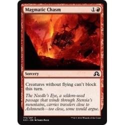 Magmatic Chasm