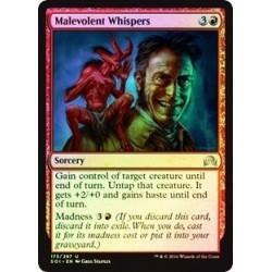 Malevolent Whispers  (foil)