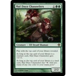 Mul Daya Channelers
