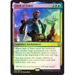 Oath Of Teferi (foil)