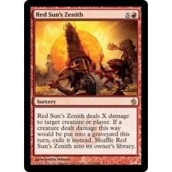 Red Sun´s Zenith