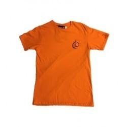Remera Dbz Naranja Whis