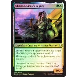 Shanna, Sisay´s Legacy (foil)