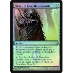 Shrine Of Boundless Growth (foil)