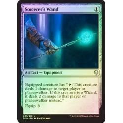 Sorcerers Wand (foil)
