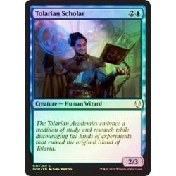 Tolarian Scholar (foil)