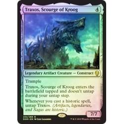 Traxos, Scourge Of Kroog (foil)