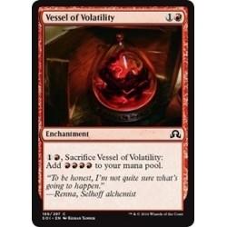 Vessel Of Volatility