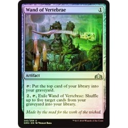 Wand Of Vertebrae (foil)
