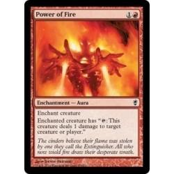 Power Of Fire