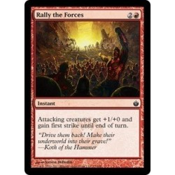 Rally The Forces