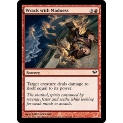 Wrack With Madness