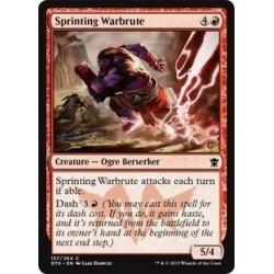 Sprinting Warbrute