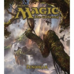 The Art Of Magic The Gathering: Zendikar