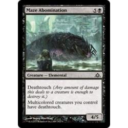 Maze Abomination