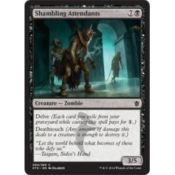 Shambling Attendants