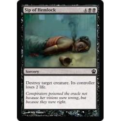 Sip Of Hemlock